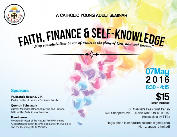 Faith, Finance, and Self-Knowledge